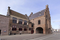 The Prison is a medieval prison in The Hague. Royalty Free Stock Image