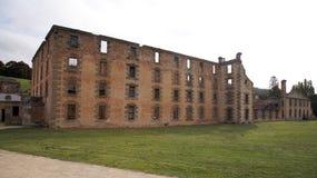Prison Port Arthur, Tasmania, Australia Stock Photo