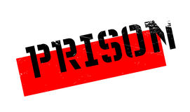 Prison rubber stamp Stock Photos