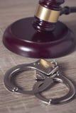 Prison sentence Stock Photography