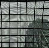 In the prison of urbanization Stock Photos