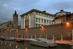Prison in Venice. Veneto. Italy Royalty Free Stock Image