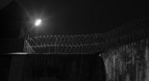 Free Prison Wall Stock Photo - 56485230