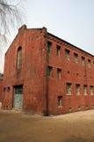 Prison walls Royalty Free Stock Image