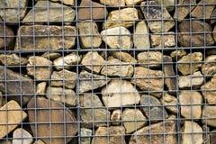 Prisoned stones Royalty Free Stock Photos