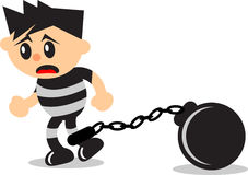 Prisoner Stock Photography
