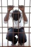 Prisoner royalty free stock image