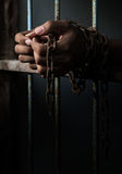 Prisoner Stock Image