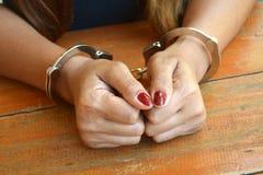 Prisoner Stock Image