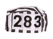 Prisoner 283 hat Royalty Free Stock Images