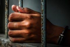 Prisoner Royalty Free Stock Photos