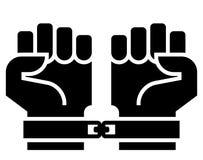 Prisoner icon Royalty Free Stock Image