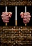 Prisoner Of Addiction Royalty Free Stock Photo