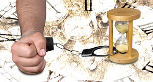 Prisoner of time Royalty Free Stock Photos