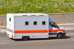 Prisoner transportation van Stock Photography