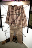 Prisoner uniform Stock Photo