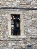 Prisoners Stock Photography
