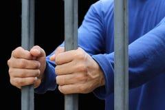 Prisonner Obraz Stock