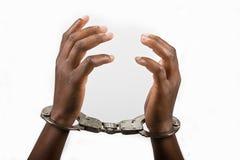 Prisonnier images stock