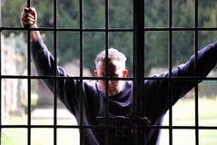 Prisonnier Photographie stock libre de droits