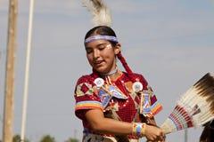 Prisonnier de guerre indigène wouah le Dakota du Sud Photo stock