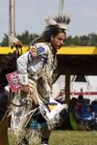 Prisonnier de guerre indigène wouah le Dakota du Sud Photo libre de droits