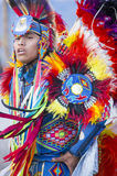 Prisonnier de guerre wow de tribu de Paiute photographie stock