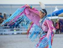 Prisonnier de guerre wow de tribu de Paiute photo libre de droits
