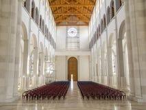 PRISTINA, КОСОВО - ИЮНЬ 2016: Римско-католический собор благословленной матери Тереза стоковое изображение rf