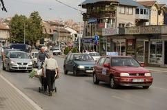 Pristina, il Kosovo fotografia stock libera da diritti