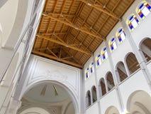 PRISTINA, IL KOSOVO - GIUGNO 2016: Roman Catholic Cathedral di Madre Teresa benedetta Immagine Stock Libera da Diritti