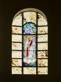 PRISTINA, KOSOVO - JUNI 2016: Roman Catholic Cathedral van Heilige Moeder Teresa Stock Foto's