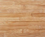Pristine Bamboo Wooden Surface Background Royalty Free Stock Photos