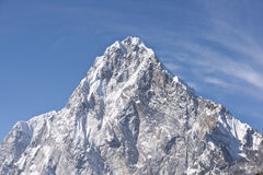 Pristine Mountain Stock Photography