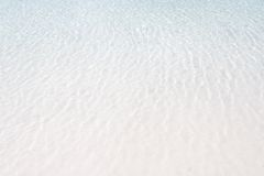Pristine Water Royalty Free Stock Images