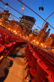 Pritzger Theater, Chicago Royalty Free Stock Photography