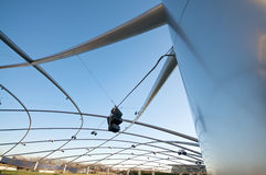 pritzker павильона парка тысячелетия jay Стоковое фото RF