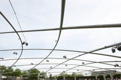 Pritzker Pavilion in Millennium Park Royalty Free Stock Image