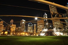 Pritzker Pavillion Royalty Free Stock Photos