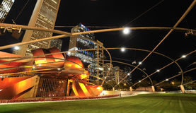 Pritzker Pavillion Royalty Free Stock Images