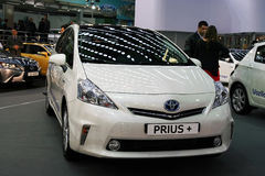 Prius Royalty Free Stock Photos