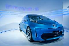 Prius-c Royalty-vrije Stock Afbeelding