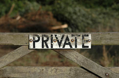 Privé Images stock