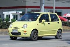 Privé auto, Chery QQ Stock Fotografie
