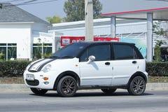 Privé auto, Chery QQ Stock Afbeelding