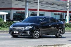 Privé auto, Honda Civic Royalty-vrije Stock Afbeeldingen