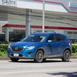 Privé auto, Mazda CX-5, cx5 Royalty-vrije Stock Fotografie
