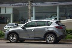Privé auto, Mazda CX-5, cx5 Royalty-vrije Stock Foto