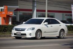 Privé auto Toyota Camry Royalty-vrije Stock Foto