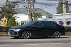 Privé auto Toyota Camry Stock Foto